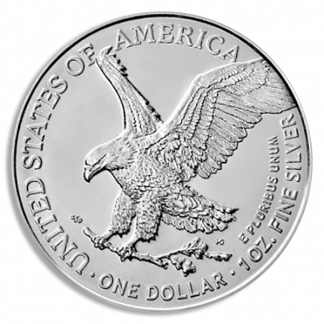 2021 1 oz Silver Eagle NGC Early Releases