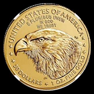 2021 1 oz American Gold Eagle NGC Early Releases Type II