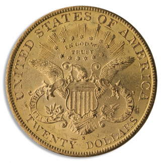 $20 Liberty BU