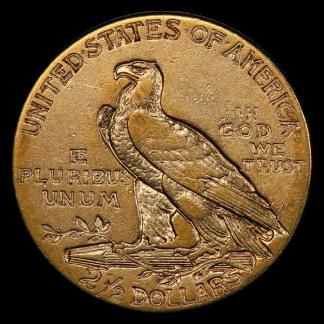 $2 1/2 INDIAN JWRY