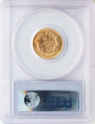 $3 GOLD CERTIFIED