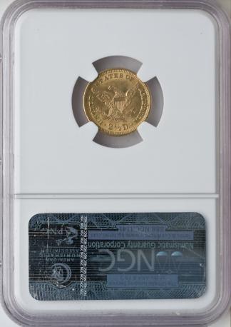 $2 1/2 Liberty Certified