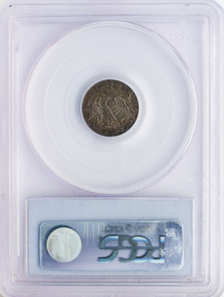 1794 Flowing Hair Half Dime PCGS MS62 CAC