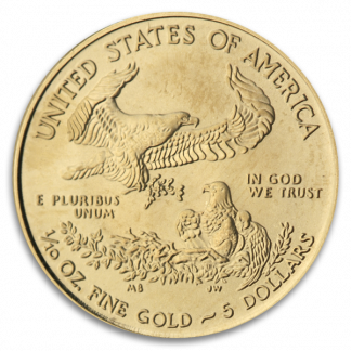 Any Date 1/10 oz Gold Eagle