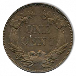 1856 Flying Eagle Cent PCGS PR63 CAC