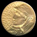 1915-S Panama Pacific $1 NGC MS67 CAC