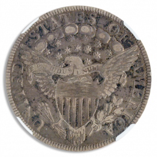 1803 Capped Bust Half Dollar NGC VF35 CAC
