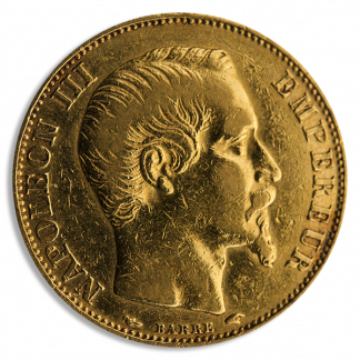 20 Franc - Our Choice of Type (Circ, Dates Vary, Types Vary)