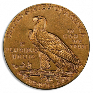 $5 Indian VF