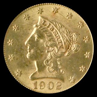 $2 1/2 Liberty AU
