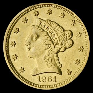$2 1/2 Liberty VF