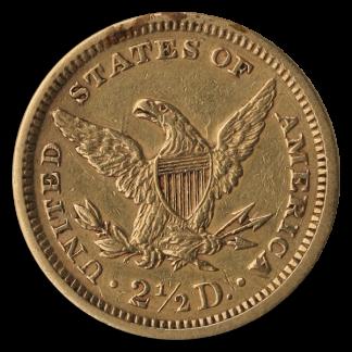 $2 1/2 Liberty XF