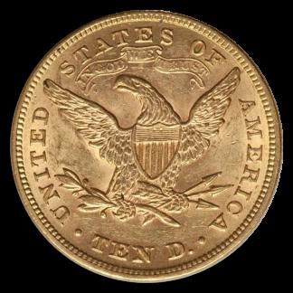 $10 Liberty AU