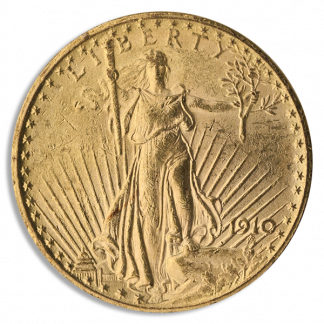 $20 St Gaudens