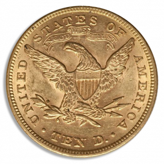 $10 Liberty BU