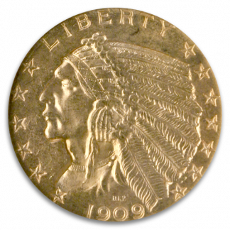 $5 Indian MS63 Certified