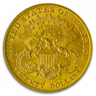 $20 Liberty Certified