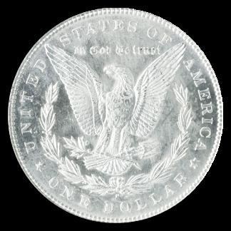 $1 Morgan Dollar MS66 Certified