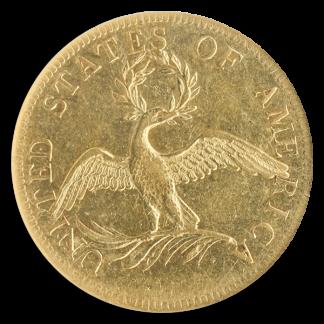 $10 DRP BUST 1795 SM13L