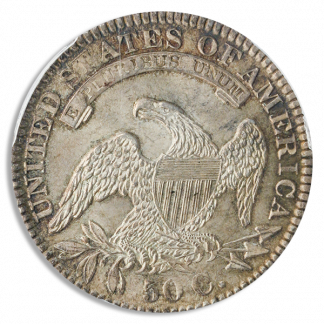 1831 Capped Bust Half Dollar PCGS MS65 CAC