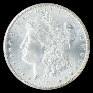 1899-O Morgan $1 PCGS MS67 CAC