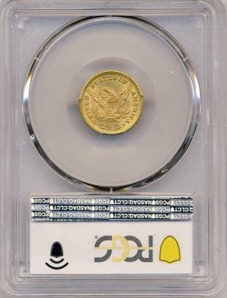 1902 $2.50 Liberty PCGS MS65 CAC