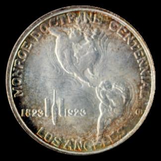 1923-S Monroe NGC MS65 CAC