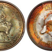 1938 New Rochelle Commemorative coin